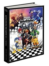 Book Kingdom Hearts Hd 1.5 Remix: Prima Official Game Guide by Mike Searle