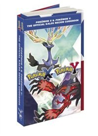 Book Pokémon X & Pokémon Y: The Official Kalos Region Guidebook: The Official Pokémon Strategy Guide by Pokemon Company International