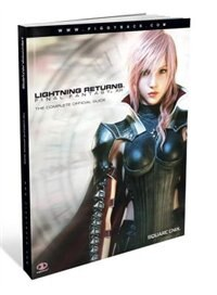 Book Lightning Returns: Final Fantasy Xiii: The Complete Official Guide by Piggyback
