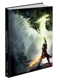 Book Dragon Age Inquisition Collector's Edition: Prima Official Game Guide by David Knight