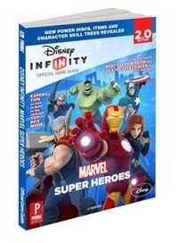 Book Disney Infinity: Marvel Super Heroes: Prima Official Game Guide by Michael Knight