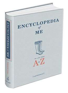 Book Encyclopedia Of Me: My Life From A-z by Amy Krouse Rosenthal