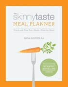 The Skinnytaste Meal Planner: Track And Plan Your Meals, Week-by-week