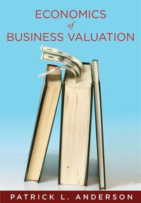 The Economics of Business Valuation: Towards a Value Functional Approach