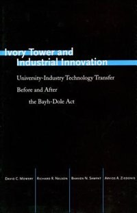 Ivory Tower And Industrial Innovation: University-industry Technology Transfer Before And After The…
