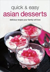Quick & Easy Asian Desserts by List