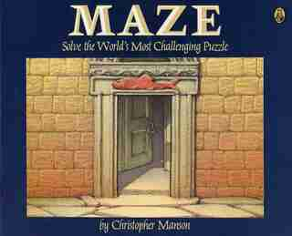 Maze: A Riddle In Words And Pictures by Christopher Manson
