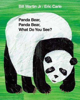 Book Panda Bear, Panda Bear, What Do You See? by Bill Martin