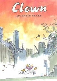 Book Clown by Quentin Blake