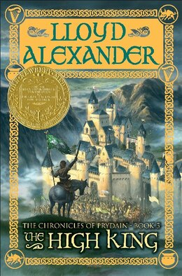 Book The High King by Lloyd Alexander