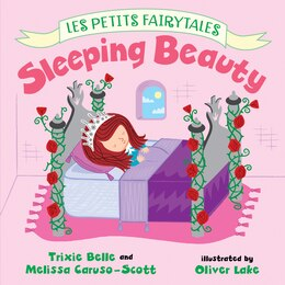 Book Sleeping Beauty: Les Petits Fairytales by Trixie Belle
