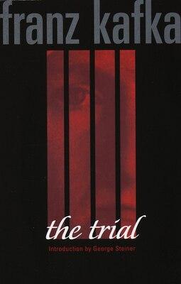 Book The Trial by Franz Kafka