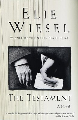 Book The Testament: A Novel by Elie Wiesel