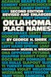 Oklahoma Place Names by Georg Shirk