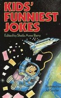 Book Kids' Funniest Jokes by Sheila Anne Barry