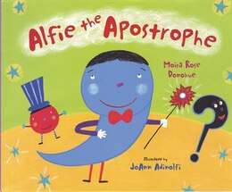 Book Alfie the Apostrophe by Moira Donohue