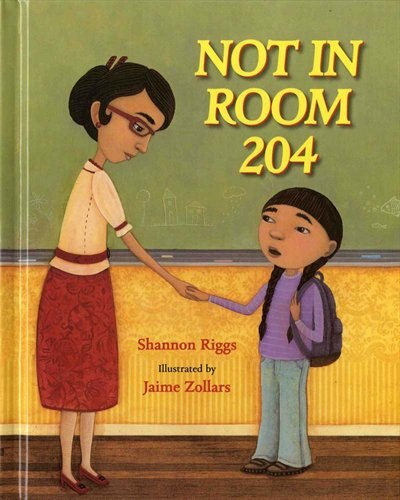 Not in Room 204: Breaking the Silence of Abuse by Shannon Riggs