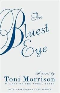Book The Bluest Eye by Toni Morrison