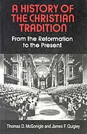 A History Of The Christian Tradition