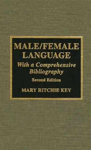 male female language