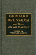 Gerhard Brunzema: His Work and His Influence