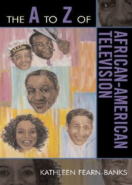 Book The A to Z of African-American Television by Kathleen Fearn-banks