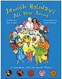 Jewish Holidays All Year Round: A Family Treasury