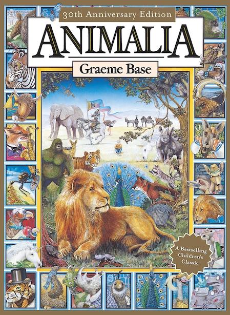 Animalia: Anniversary Edition by Graeme Base