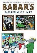 Book Babar's Museum Of Art by Laurent De Brunhoff