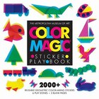 Color Magic Sticker Play Book