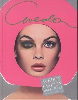 Book Avedon Fashion 1944-2000 by Richard Avedon