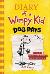 Diary of a wimpy kid books and shop chaptersdigo dog days diary of a wimpy kid 4 dog days solutioingenieria Image collections