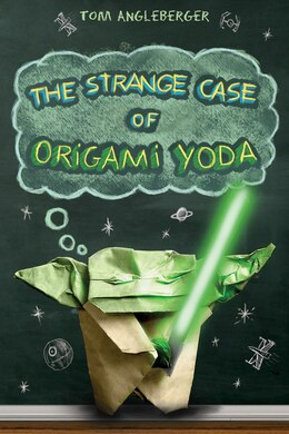Book The Strange Case Of Origami Yoda by Tom Angleberger