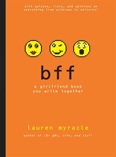 bff: a girlfriend book you write together