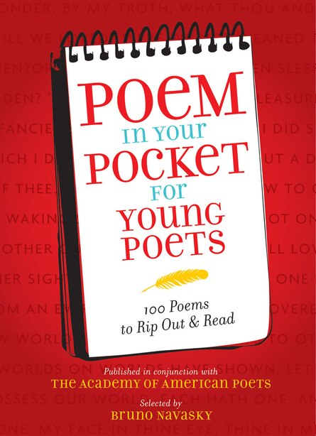 Poem In Your Pocket For Young Poets by Bruno Academy Of American Poets, Inc.