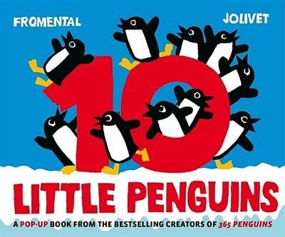 10 Little Penguins Pop-up by Joëlle Jolivet