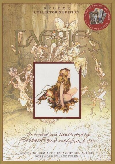 Faeries: Deluxe Collector's Edition by BRIAN FROUD