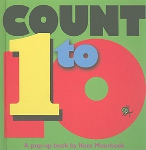 Count 1 To 10: A Pop-up Book
