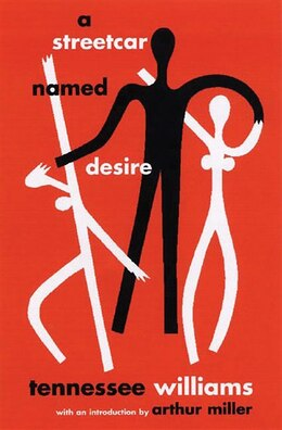 Book Streetcar Named Desire by Tennessee Williams