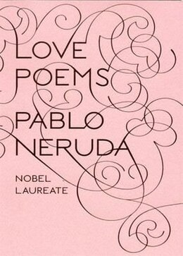 Book Love Poems by Pablo Neruda
