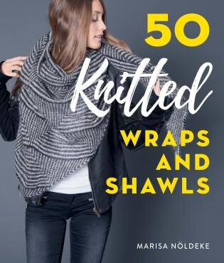 50 Knitted Wraps & Shawls by Marisa N÷ldeke
