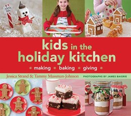 Book Kids in the Holiday Kitchen by Tammy Massman-johnson