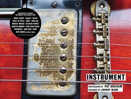 Book Instrument by Pat Graham