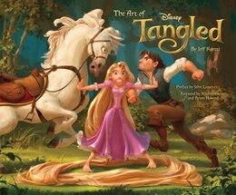 Book The Art Of Tangled by Jeff Kurtti