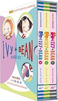 Book Ivy and Bean Boxed Set 2: Includes Book 4, Book 5, Book 6 and Ivy and Bean paper dolls and outfits by Annie Barrows