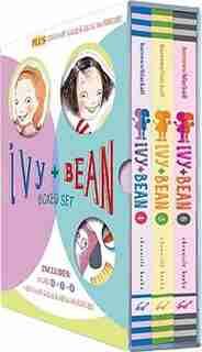 Ivy and Bean Boxed Set 2: (children's Book Collection, Boxed Set Of Books For Kids, Box Set Of Children's Books) de Annie Barrows