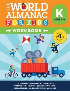 The World Almanac for Kids Workbook: Kindergarten