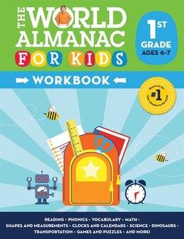 Book World Almanac For Kids Workbook: Grade 1 by Lynn Brunelle