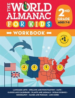 Book World Almanac For Kids Workbook: Grade 2 by Molly Smith