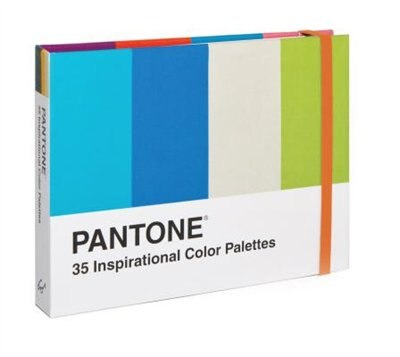 Pantone: 35 Inspirational Color Palletes by Pantone Llc
